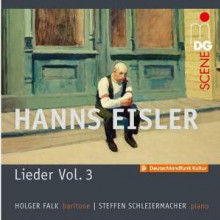 EISLER: Lieder - Vol.3