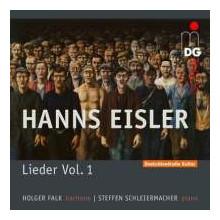 EISLER: Lieder - Vol.1