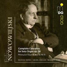 NOWOWIEJSKI: Musica per organo