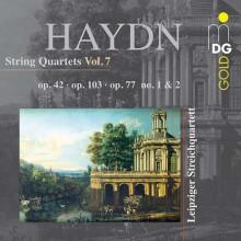 HAYDN: Quartetti per archi Vol.7