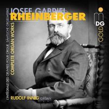 RHEINBERGER: Opere x organo - Integr.12CD