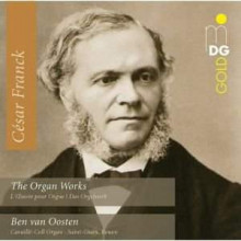 FRANCK CESAR: L'opera per organo(4CD)