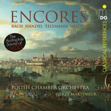 ENCORES: Musica di Bach - Handel - Mozart