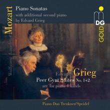 MOZART / GRIEG: Piano Sonatas