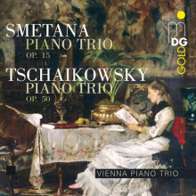 SMETANA - TCHAIKOWSKY: Piano Trios