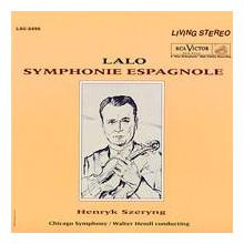LALO: Simphonie Espagnole