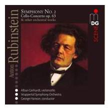 Rubinstein A.:opere Orchestrali