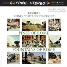 RESPIGHI: Fontane di Roma & Pini di Roma