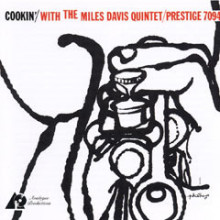M.DAVIS:COOKIN'/with the M.Davis Quintet