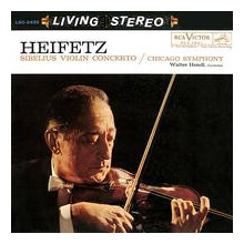 SIBELIUS: Concerto per violino