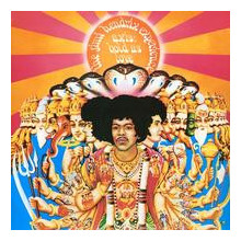 THE JIMI HENDRIX EXPERIENCE: Axis:Bold