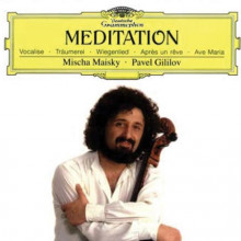 Meditation: Recital di Mischa Maisky