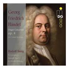 Handel: Organ Concertos (2cd X 1)