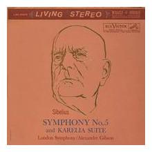 SIBELIUS: Sinfonia N.5 - Karelia Suite