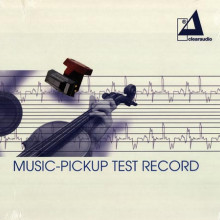 Music Pickup Test Record