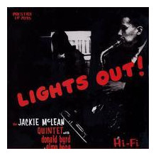 JACKIE McLEAN QUINTET: Lights Out