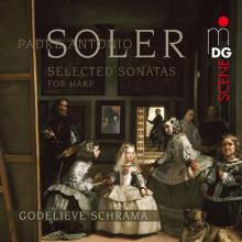 SOLER:  Sonate arr. per arpa