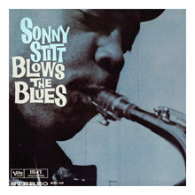 SONNY STITT: Blows The Blues