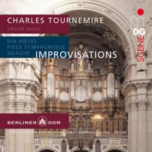 Tournemire: Musica Mystica - Improvisati