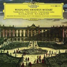 Mozart: Concerti Per Violino Nn. 4 & 5 .