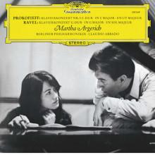 PROKOFIEV - RAVEL: Concerti per piano