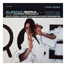 Albeniz - Ravel: Iberia - Rhapsodie Espagnol