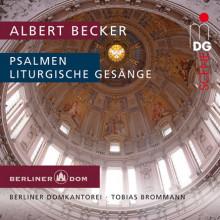 Becker Albert: Psalms and liturgical son