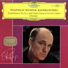 RACHMANINOV: Concerto per piano N.2  - 6 Preludi