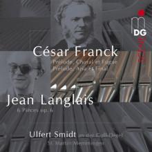FRANCK - LANGLAIS: Opere per organo