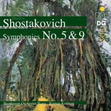 Shostakovitch: Sinfonie Nn. 5 & 9
