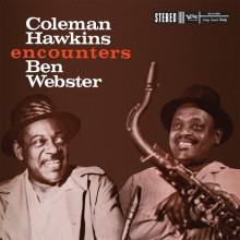 COLEMAN HAWKINS: Encounters Ben Webster