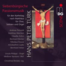 Turk H. P.: Transylvanian Passion Music
