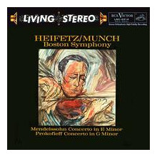 MENDELSSOHN - PROKOFIEV: Conc. per violino