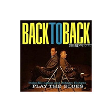 DUKE ELLINGTON:  Back to Back