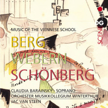 SCHOENBERG - WEBERN - BERG: La scuola vi
