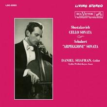 SHOSTAKOVICH - SCHUBERT: Sonate per violoncello