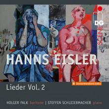 EISLER HANNS: Songs and Ballads - Vol.2