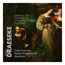 DRAESEKE: Sinfonie & Overture