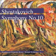 SHOSTAKOVITCH: Sinfonia N. 10