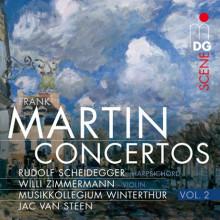 MARTIN F.: Concertos Vol. 2
