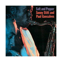 SONNY STITT & P.GONSALVES:Salt & Pepper