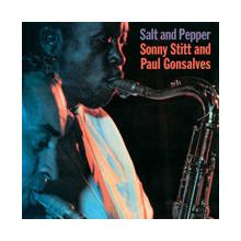 SONNY STITT & P.GONSALVES:Salt & Pepper
