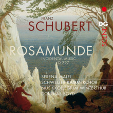 SCHUBERT: Incidental Music to Rosamunde