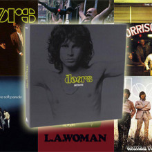 THE DOORS: Infinite(Discografia in SACD)