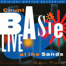 COUNT BASIE: Live at The Sands