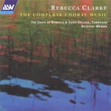 CLARKE REBECCA: Musica corale