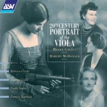 A.V.: Musica per viola