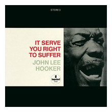 JOHN LEE HOOKER: It Serve you Right.....