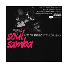 Ike Quebeck: Bossa Nova Soul Samba