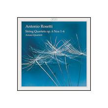 ROSETTI: Quartetti per archi N.1 - 6